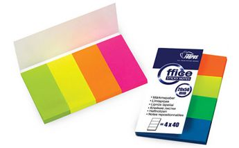 Sticky paper markers Forpus