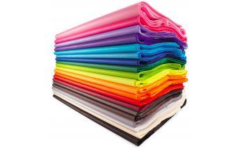 Kvaliteetne värviline siidipaber tissue