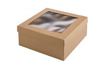 Kaheosaline karp mis on valmistatud tugevast kartongist