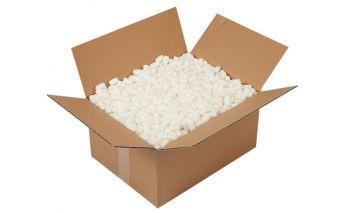Pakkimis graanulid, võimalik täita kogu vaba ruum
