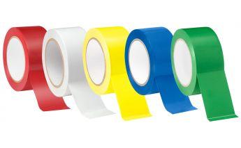 Värvilised kleeplindid acrylic