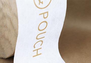 Клейкая лента с логотипом 6
